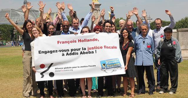 François Hollande, engagez-vous pour la justice fiscale