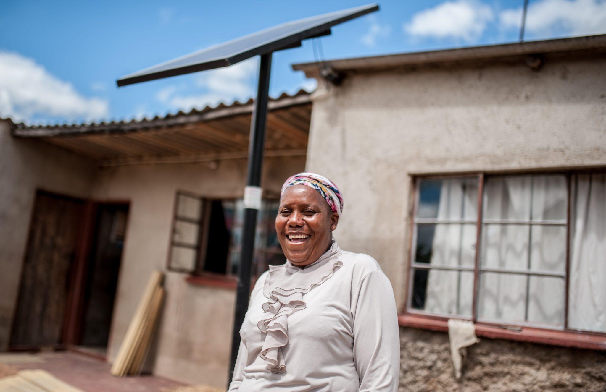 Sortir de la pauvreté grâce aux énergies renouvelables