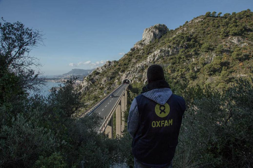 Rapport nulle part où aller Oxfam migrations