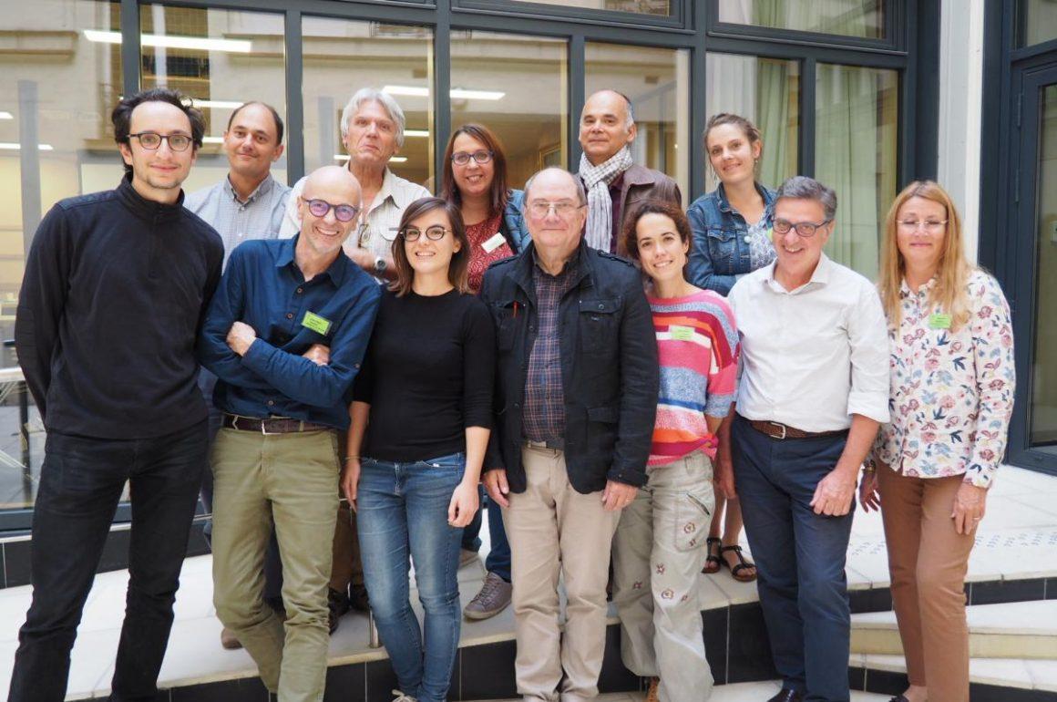 Le Conseil d'administration d'Oxfam France, le 6 octobre 2018