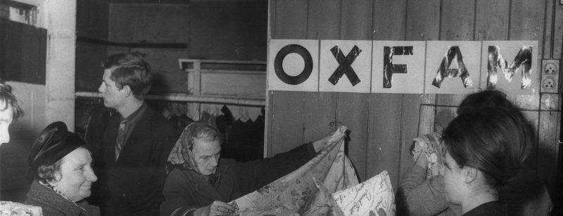 L'histoire de la création d'Oxfam France