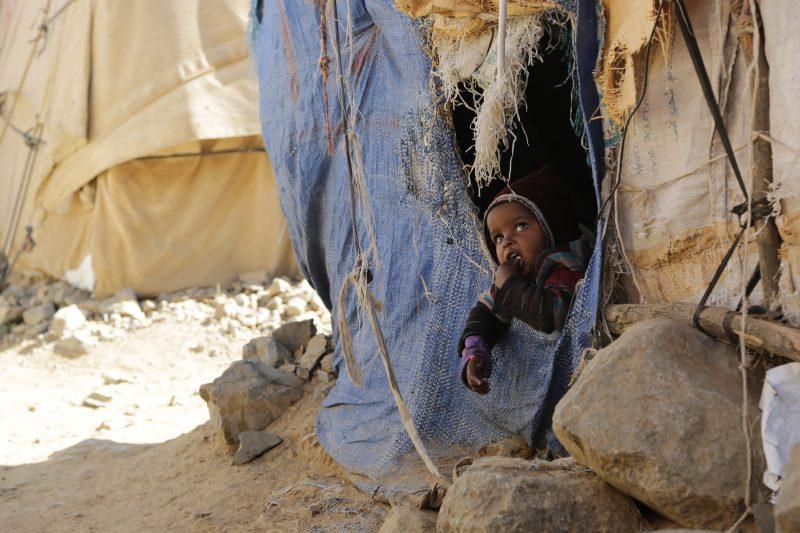 Une aide alimentaire d'urgence au Yémen